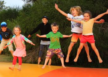 Kids Fun, Jumping Cushion, Tathra Beachside, Holidays for kids